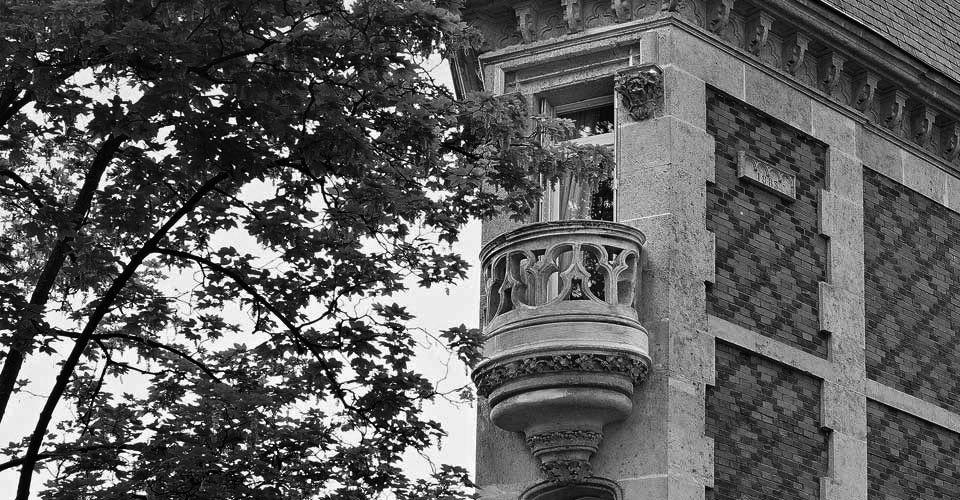 Un hôtel particulier d'exception unique à Paris, à deux pas du Trocadéro